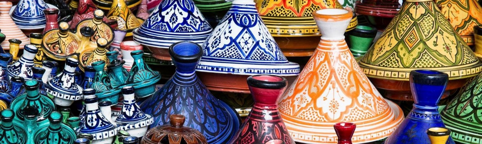 buying goods in Morocco