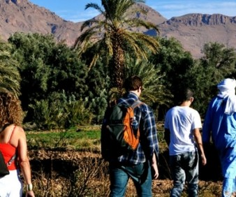 Hiking tour from Fes