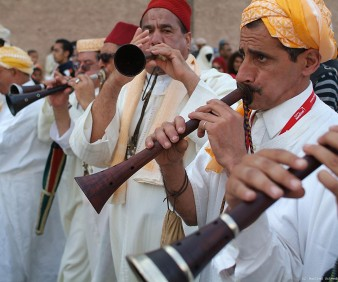Sacred music in Morocco