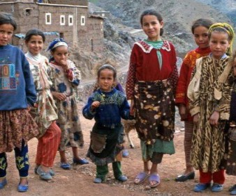 Morocco Atlas Mountains tours and expeditions