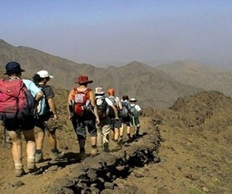 Morocco hiking tours