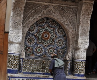 guided tour of Fez