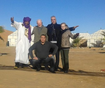 Morocco cultural group tours