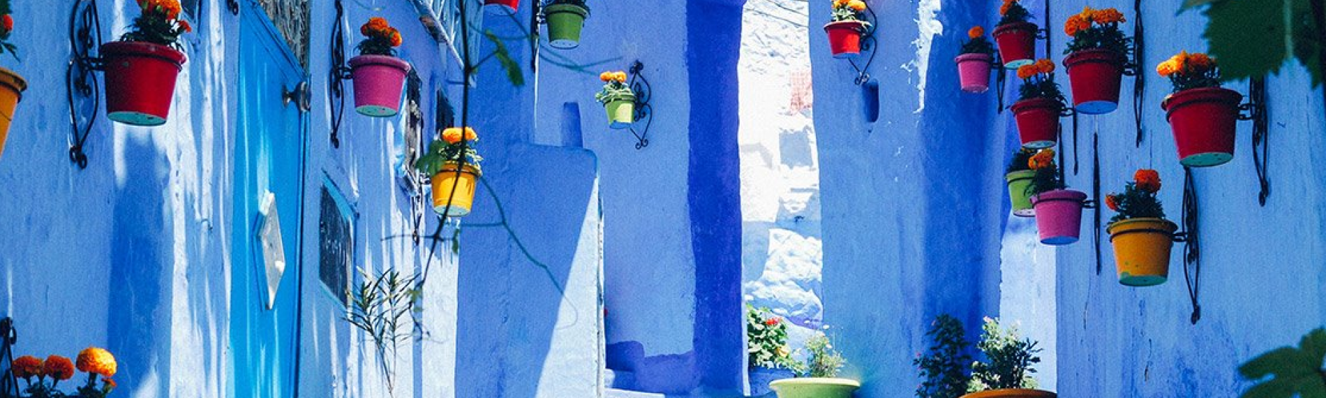 Guided tour of Chefchaouen