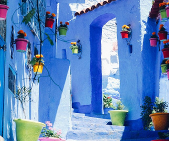 shopping tour to Chefchaouen from Fez