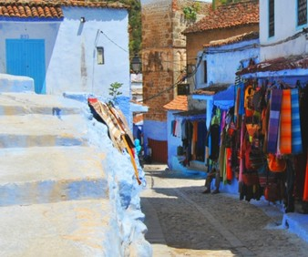 one day excursion to Chefchaouen from Fez