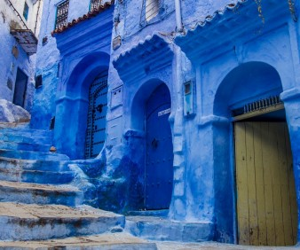 guided tour to Chefchaouen from Fez