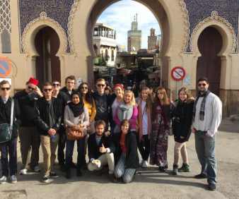 small group guided tour from Fez to Chefchaouen
