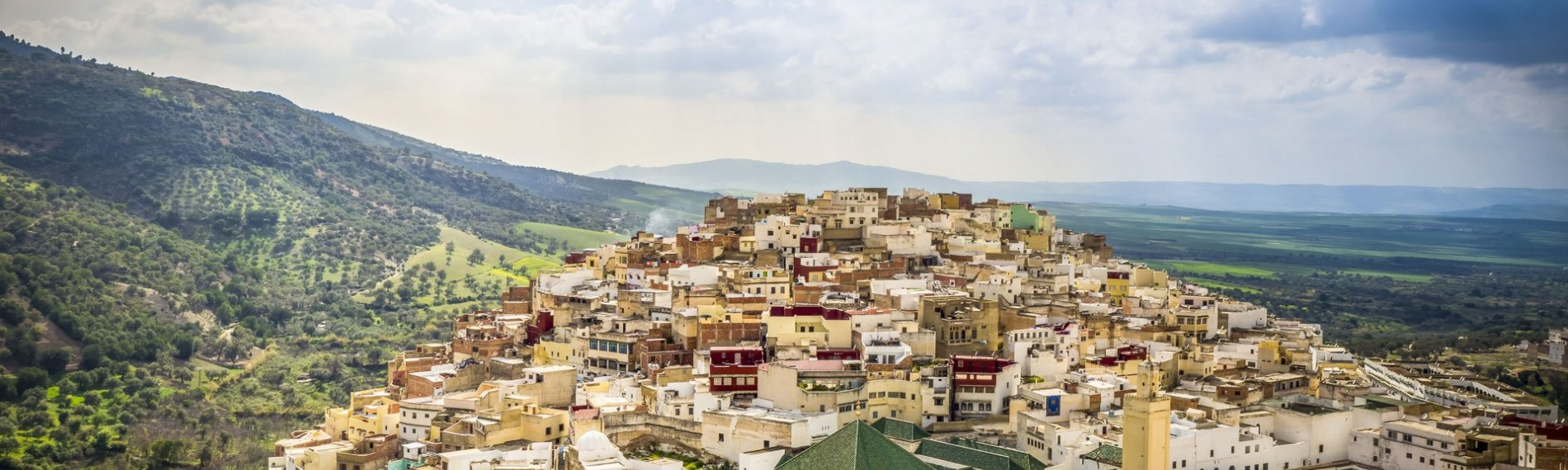 Full day trip to Meknes and Moulay Idriss