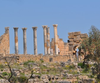 day excursion to Volubilis