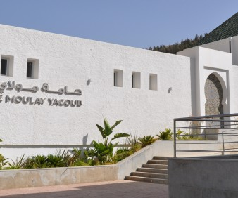 Spa and Hot springs of Moulay Yacoub