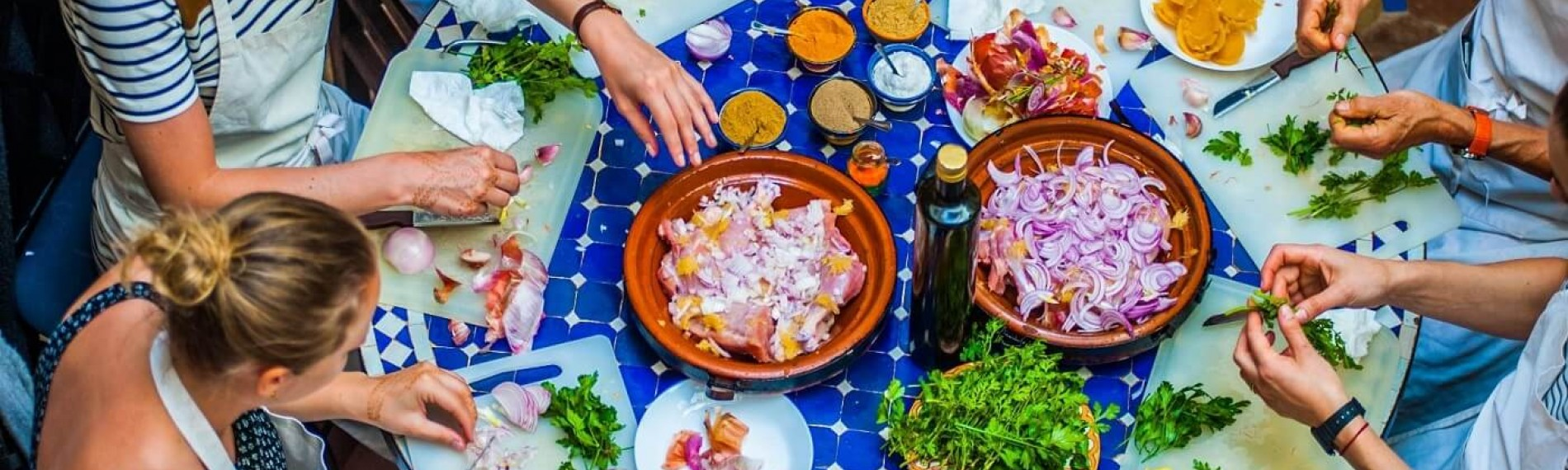 Authentic Moroccan Cuisine